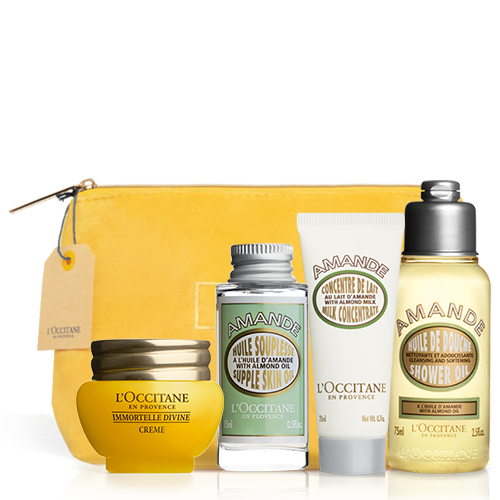 Almond Discovery Kit | L'OCCITANE