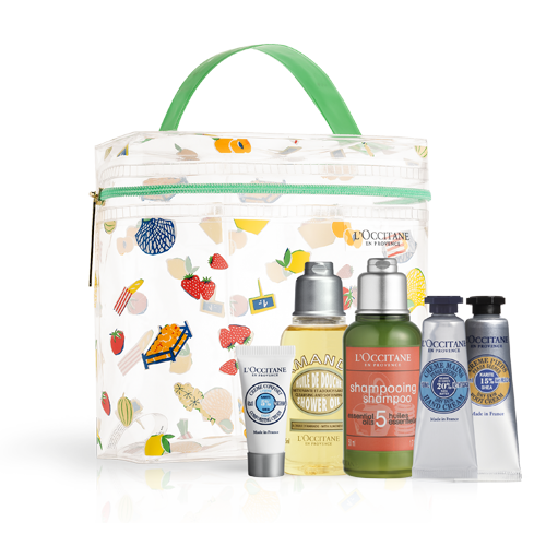 L'Occitane Travel Kit