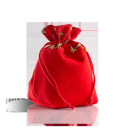 Saquinho Vermelho Castelbajac