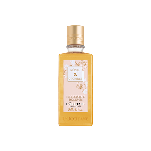 Neroli & Orchidee Shower Oil