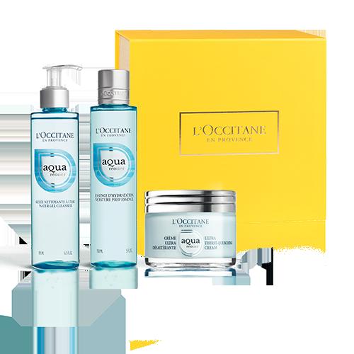 Hydrating Aqua Skin Care Routine