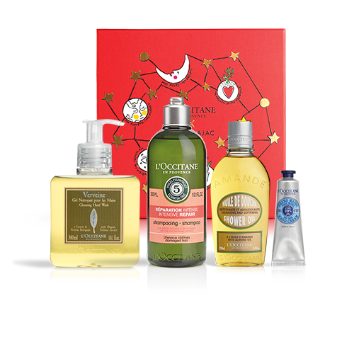 BEST SELLING BODY CARE SET CLASSIC | GIFT SET WITH CUSTOMERS' FAVOURITES