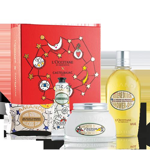 Xmas Almond Premium Gift Set