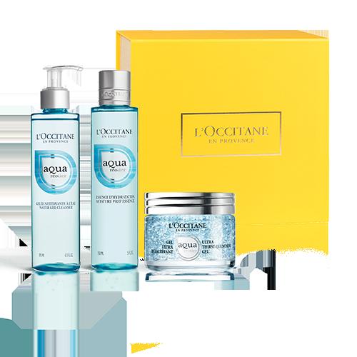 Hydrating Aqua skin care favorites - Gel