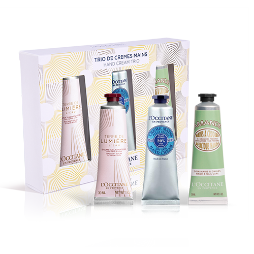 Hand Cream Trio for PLN 89 only!
