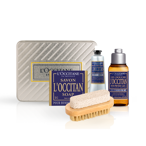 L'Occitan Men Care Kıt