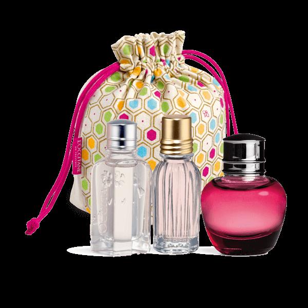 Fragrance Mini Trio