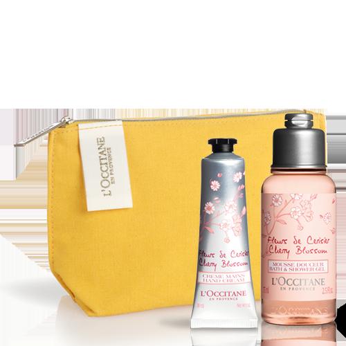 Cherry Blossom Gift Set | L'OCCITANE