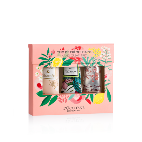 HAND CREAM GIFT - MOM LOVES FLOWERS