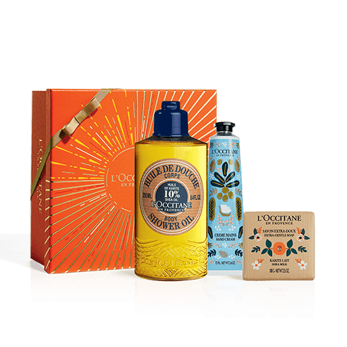 Gift Set Shea Butter Body Care