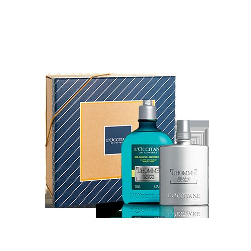 Presente Banho e Fragrância Cedrat L'Homme
