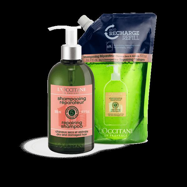 Aroma Repairing Shampoo Duo