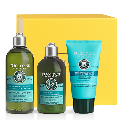 Hair Care Discovery Set