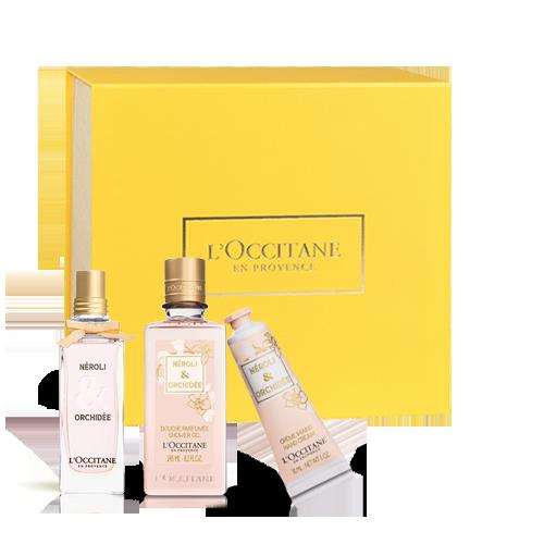 Neroli Orchidee Perfume Kit