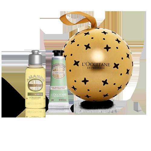 Almond Holiday Ball Small