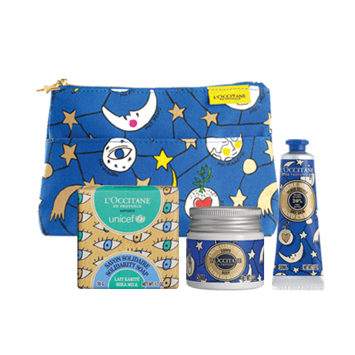 Kit Solidario Unicef Karité