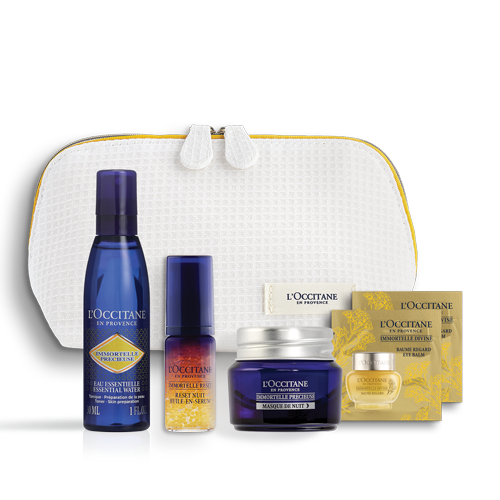 Imortelle Precious Face Care Discovery Set