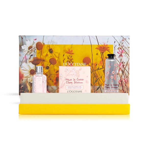 Mini cofre Cherry Blossom L'OCCITANE