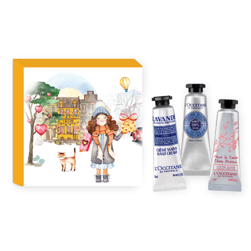 Mini Trio Hand Cream Kit