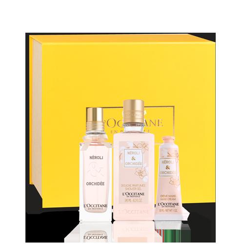 Neroli Orchidee Gift set
