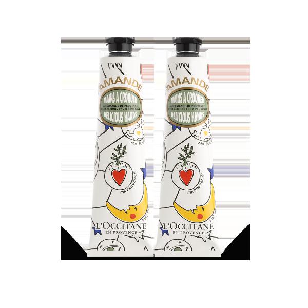 Castelbajac Almond Delicious Hands Duo