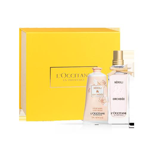 Presente Fragrância Néroli & Orquídea