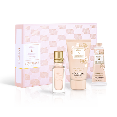 Neroli & Orchidee Kit in Gift Box