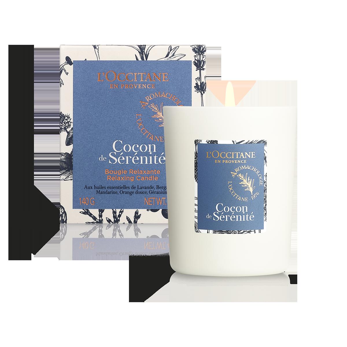 Cocon de Sérénité Relaxing Candle