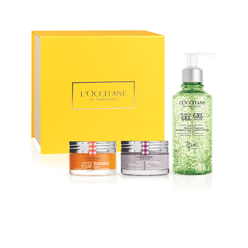 Cleansing & soothing set