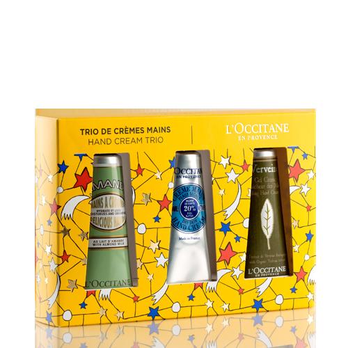 Classic Hand Cream Trio | L'OCCITANE