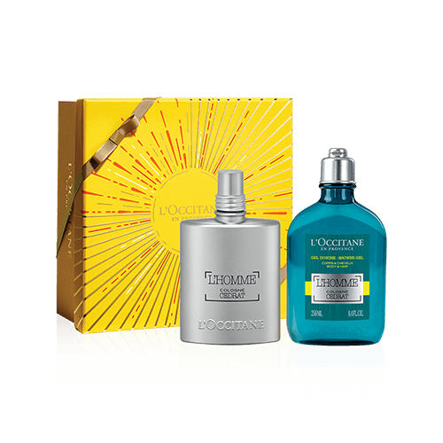 Gift Set Refreshing Cologne Cedrat