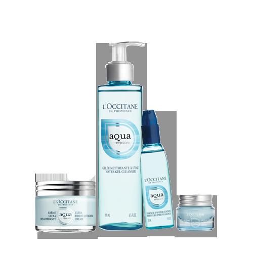 Aqua Reotier Hydrating Trio (Ultra thirst-quenching cream)