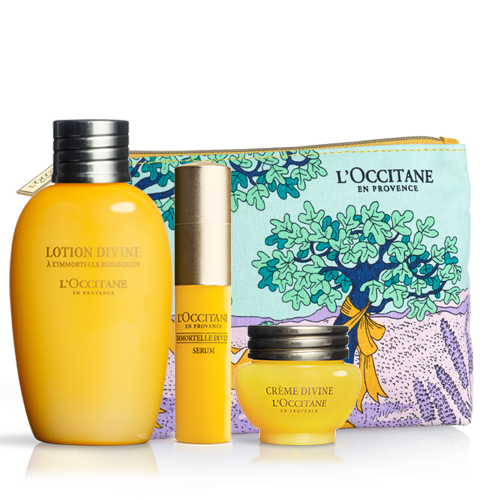 Immortelle Divine Face Care Discovery Kit