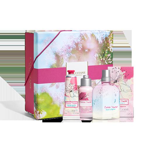 Presente Perfumado Flor de Cerejeira Pastel