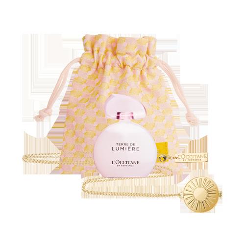 Terre de Lumière L'Eau Mini Perfume Kit - Jewellery