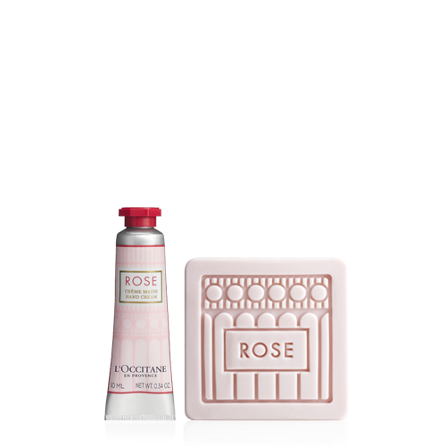 Travel Rose Fragnance Set