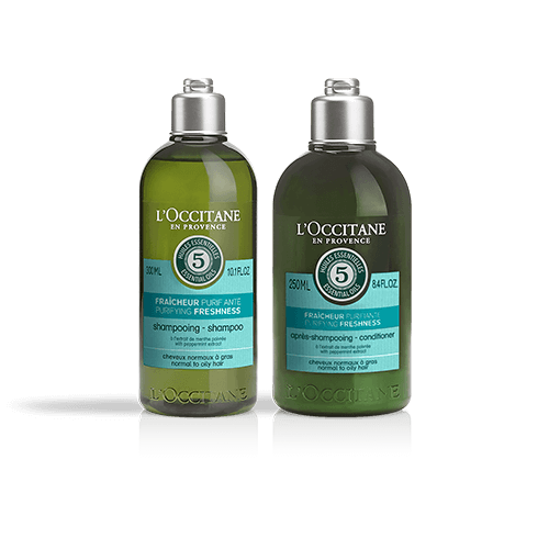 PURIFYING FRESHNESS HAIR CARE DUO