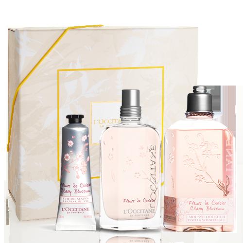 Cherry Blossom dovanų rinkinys JAI