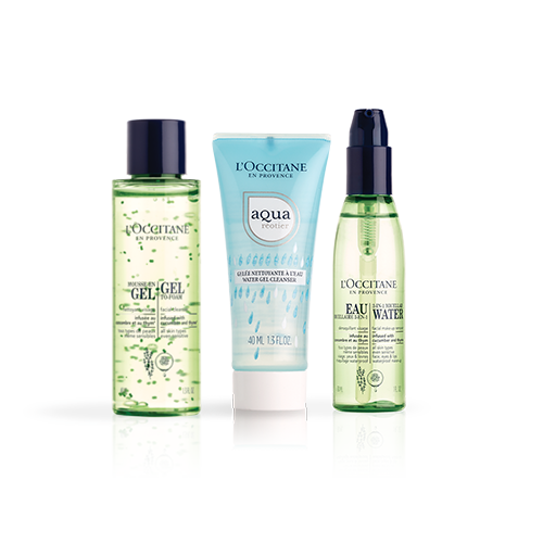 CLEANSERS TRIO