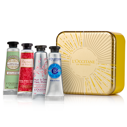 Hand Cream Quartette Kit