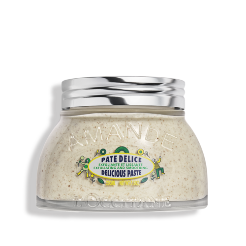Creme Esfoliante Amêndoa