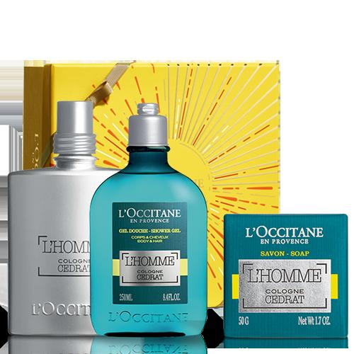 L'Homme Cologne Cedrat Gift Set