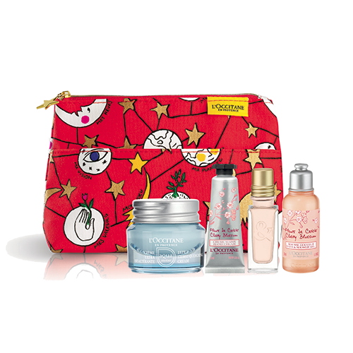 Xnas Cherry Discovery Pouch