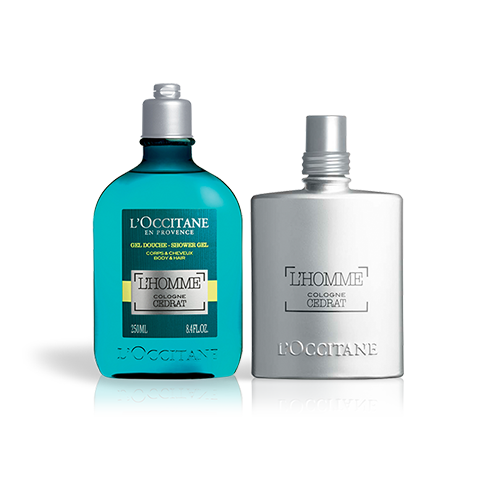 L'HOMME CEDRAT FRAGRANCE DUO