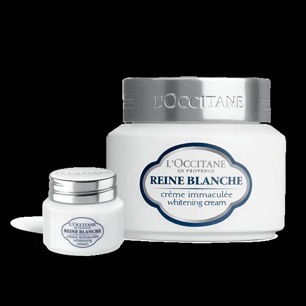 Reine Blanche Cream & Mini