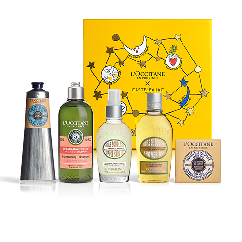 MOST LOVED OF L'OCCITANE - BESTSELLERS LUXURY SET