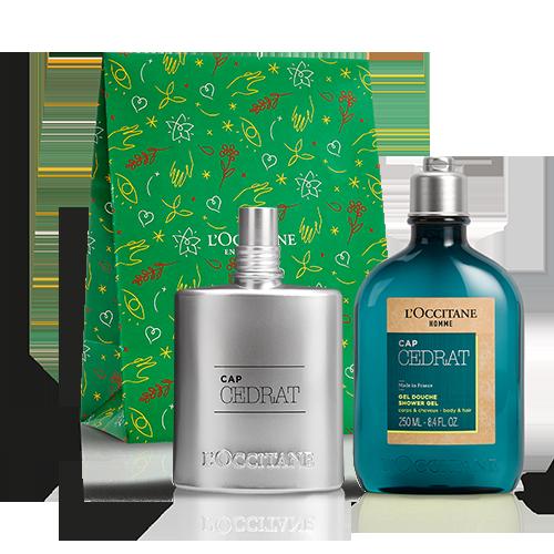 Cap Cedrat Fragrance Duo