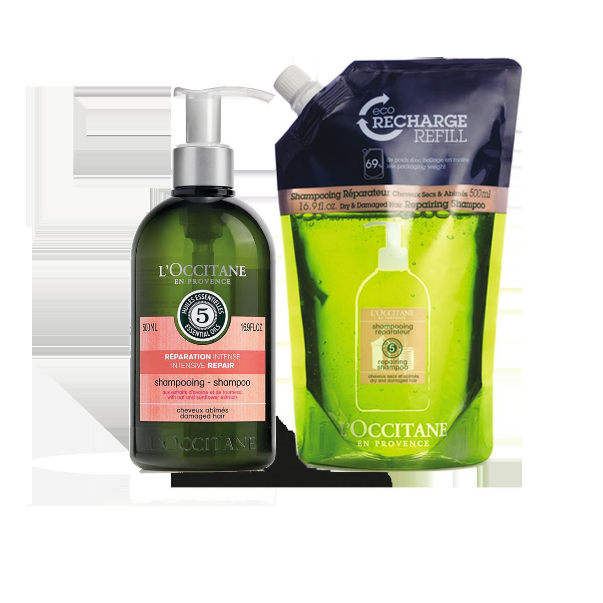 環保修護洗髮組