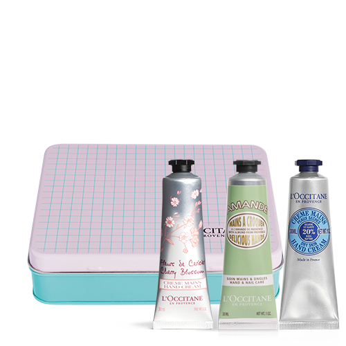 Summer Hand Care Set