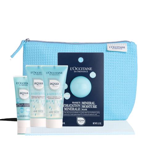 Aqua face kit